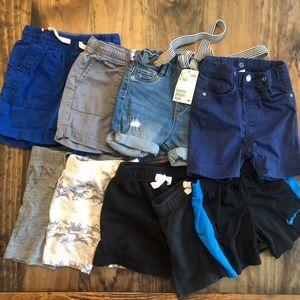 Summer bundle 2T shorts